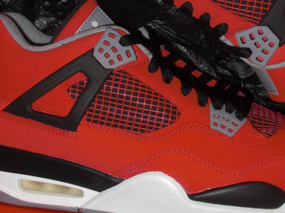 "Air Jordan IV: ""Fire Red Toro"" – Release Date"