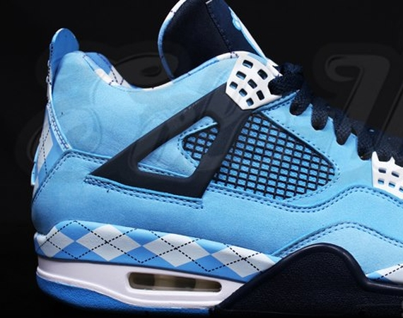 "Air Jordan IV Retro: ""UNC"""