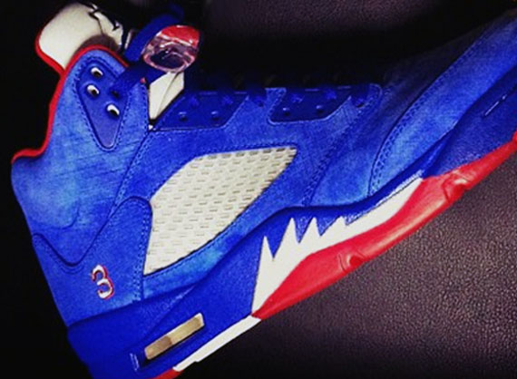 Air Jordan V Retro: Chris Paul
