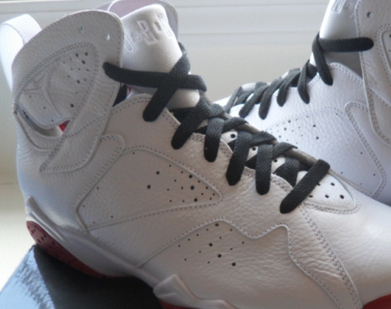 Air Jordan VII: History of Flight