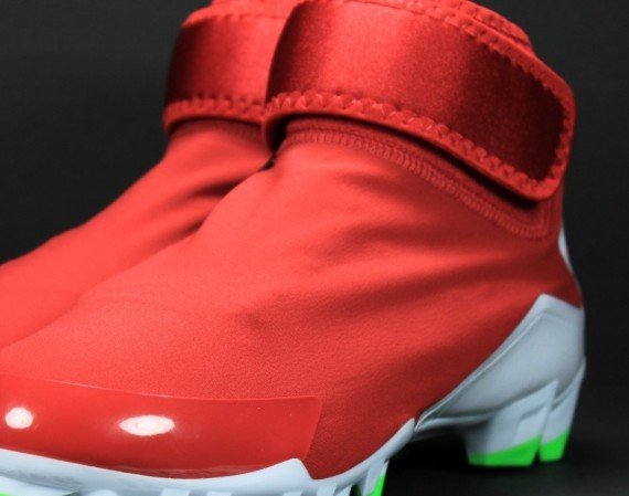 Air Jordan XX8: Michael Crabtree Cleat Sample