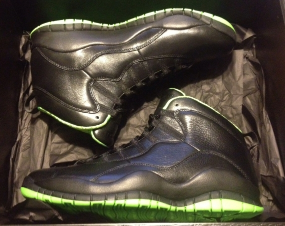 Air Jordan X: XX8 Days of Flight  Available on eBay