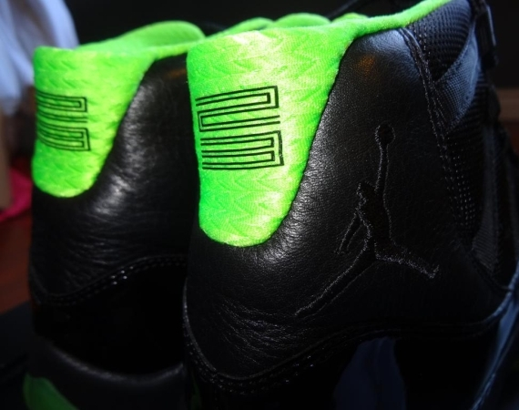 Air Jordan XI: XX8 Days of Flight  Available on eBay