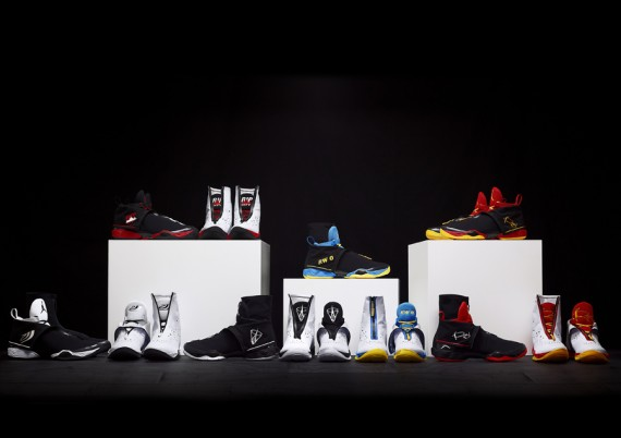 Air Jordan XX8: Playoff Player Exclusives