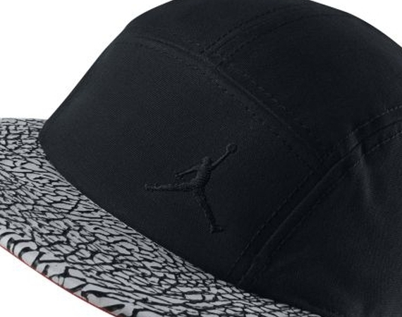 Jordan Brand Elephant Print 5-Panel Hat - Air Jordans 564b3b6e481