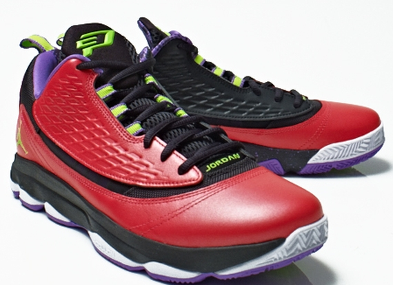 Jordan CP3.VI AE: Pink   Purple