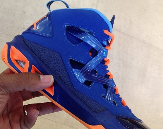 Jordan Melo M9: Blue – Orange