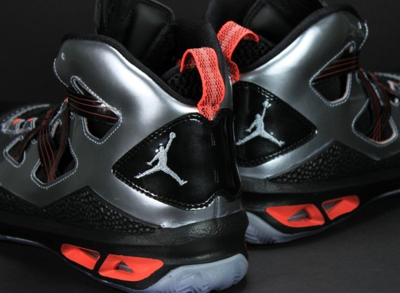 Jordan Melo M9: Black – Silver – Crimson | Unreleased Sample