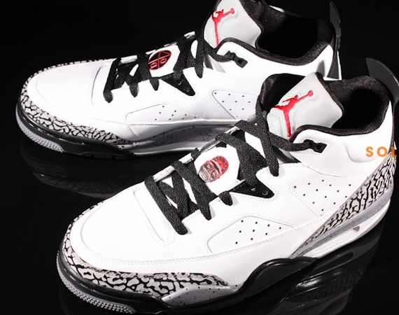 more photos 542f8 16adf ... ebay the jordan son of mars low has yet to make its debut and your  friends