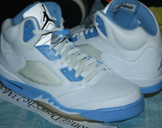 Motorsports Air Jordan V: Available on eBay