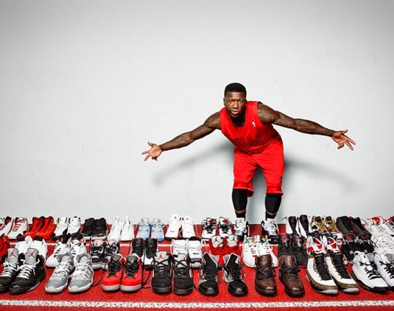 Nate Robinsons Air Jordan Collection