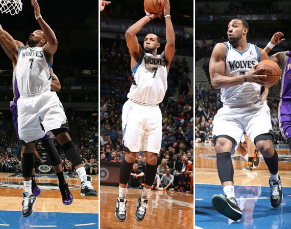 NBA Jordans on Court: Weekend Recap  4/12  4/14