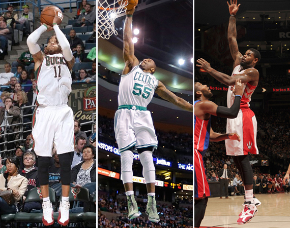 NBA Jordans On Court: Around The League  3/29  4/2
