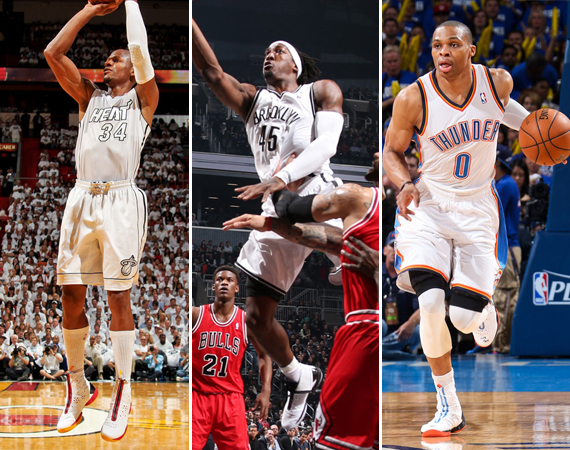 NBA Jordans on Court: Around The League  4/20  4/23