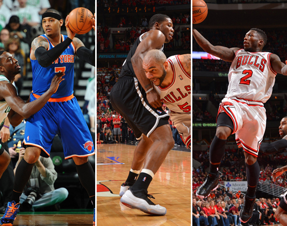NBA Jordans on Court: Weekend Recap  4/26  4/28