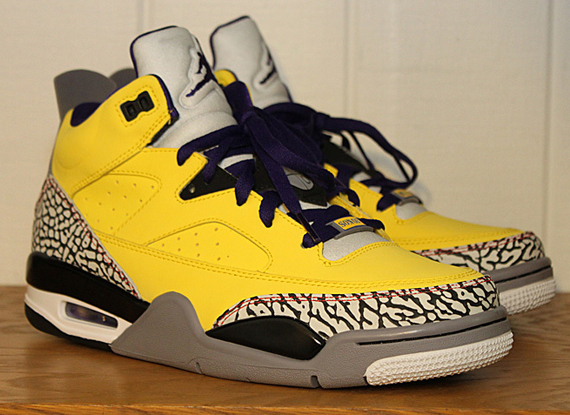 best sneakers d9eda 76ee4 ... low price jordan son of mars low release reminder 88b7d 7e435