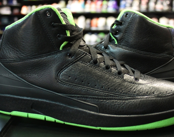 Air Jordan II: XX8 Days of Flight
