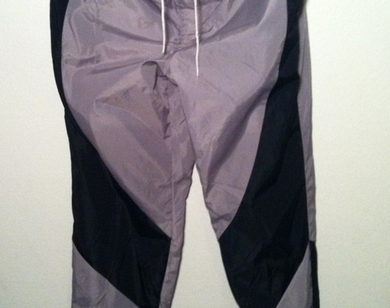 Vintage Gear: Air Jordan 1 Track Pants