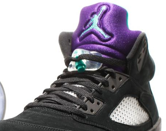 Air Jordan 5 Retro: Black Grape