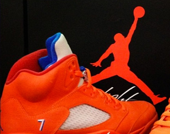 dccd422558e0 ... usa the air jordan v melo will end up as the second knicks centric  retro air