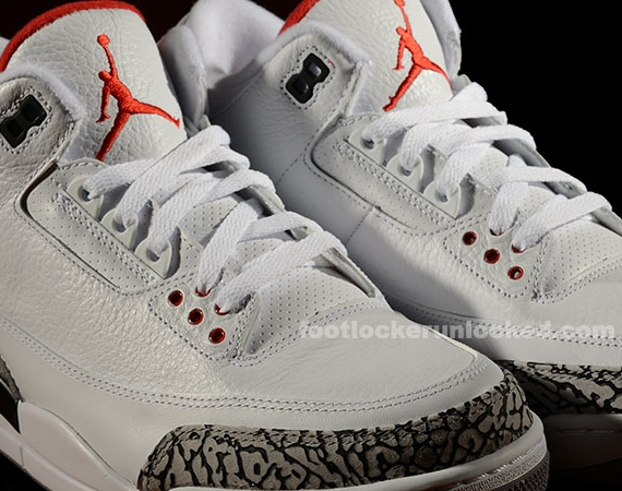 pretty nice dd321 5a655 The Air Jordan III  88 will be re-stocked on May 25th, 2013. The sneaker  was of course a sell out success upon its initial release, registering as one  of ...