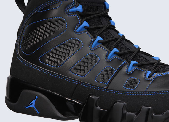"Air Jordan IX: ""Black Bottom"" – Release Info"