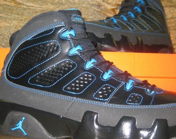 """Tomorrow marks the release of the Air Jordan IX """"Black Bottom"""". The sneaker  was an instantly infamous factory flub produced in 2012 62e05335f6"""