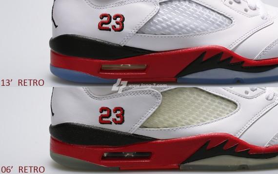 low priced be5f3 4cb67 Air Jordan V 5 Retro Fire Red