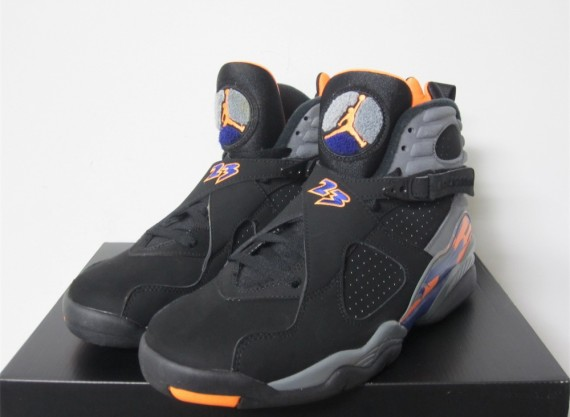 Air Jordan VIII: Suns  Release Reminder