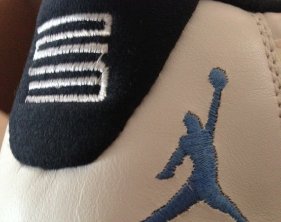 Air Jordan XI: Columbia OG Michael Jordan PE