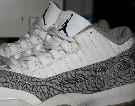 the air jordan xi ie low seems to be tucked away for the moment with jordan brand more than happy to