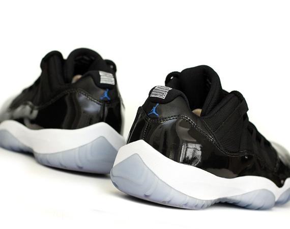 """Air Jordan XI Low  """"Space Jam"""" by Dank Customs - Air Jordans ... e79ea4bd0"""