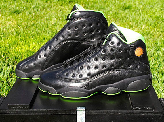 Air Jordan XIII #XX8DaysofFlight Winner Auctions Pair for Charity