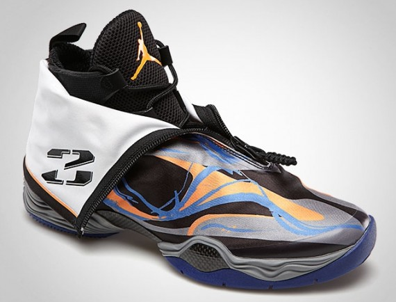 1bfb35810d67 Air Jordan XX8  Black – Bright Citrus – Cool Grey