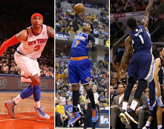 NBA Jordans on Court: Around the League  5/13  5/19