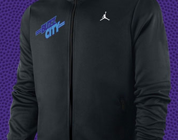 Jordan Brand Buzz City Jacket