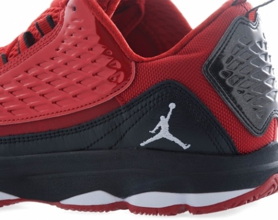 Jordan CP3.VI AE: Gym Red   Black