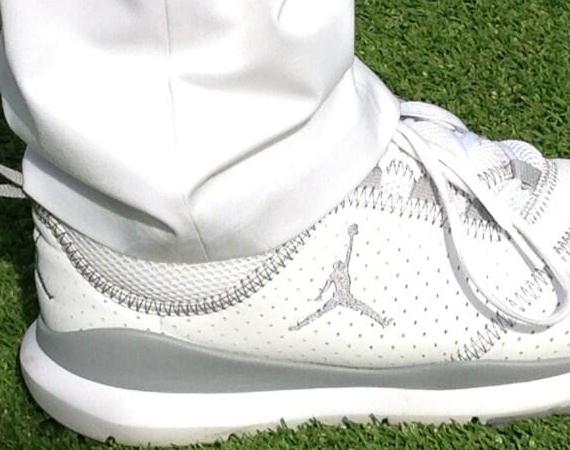 Keegan Bradley Shoe Size