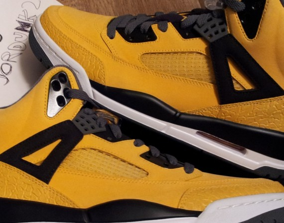 "Jordan Spiz'ike: ""University Gold""   Unreleased 2012 Sample"