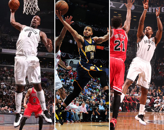 NBA Jordans on Court: Around The League  4/29  4/30