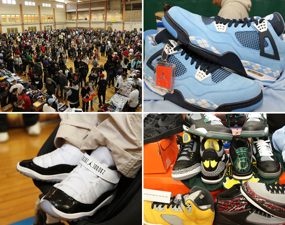 Sneaker Con Chicago May 2013: Event Recap