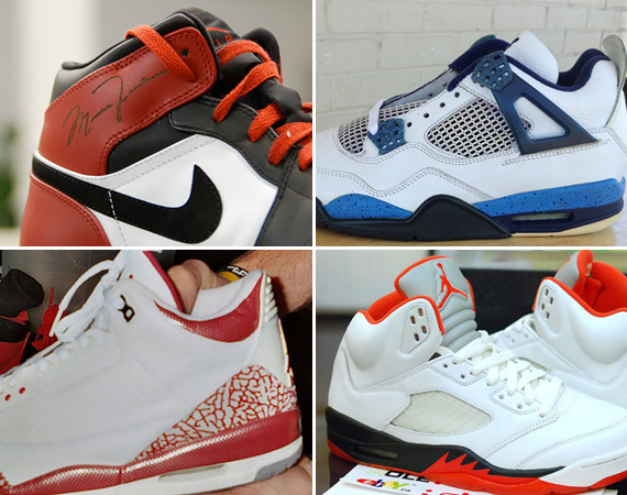 Unreleased Air Jordans: 1 VI