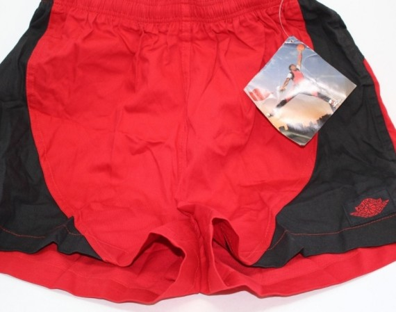 Vintage Gear: OG Air Jordan 1 Shorts