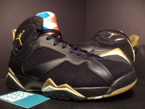 Air Jordan VII: Golden Moments   Unreleased Sample