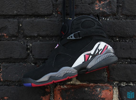 "Air Jordan VIII: ""Playoffs"" – Release Reminder"