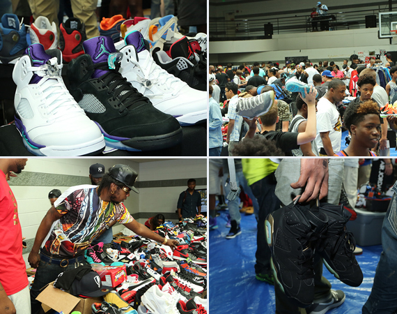 Sneaker Con Atlanta June 2013: Event Recap