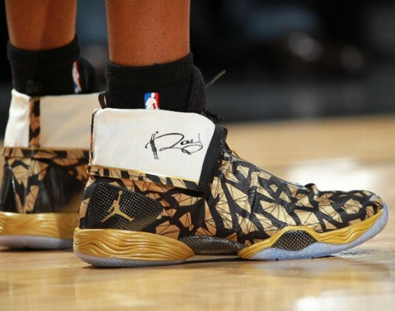 Ray Allen Wears Air Jordan XX8 PE for NBA Finals Game 3