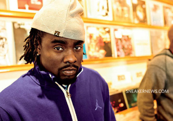 Wale Suggests Future Jordan Brand Collaboration