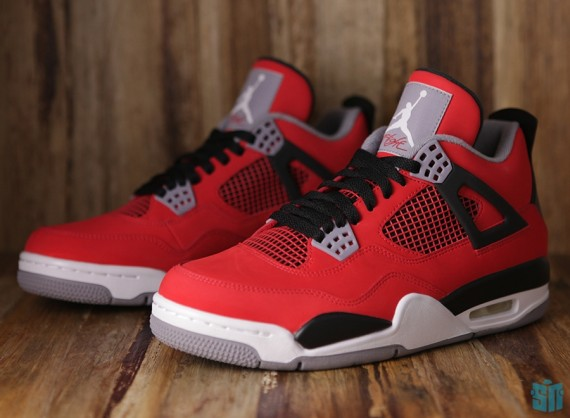 5db72a1806da With the all fire red nubuck upper paying homage to MJ s time in Chicago