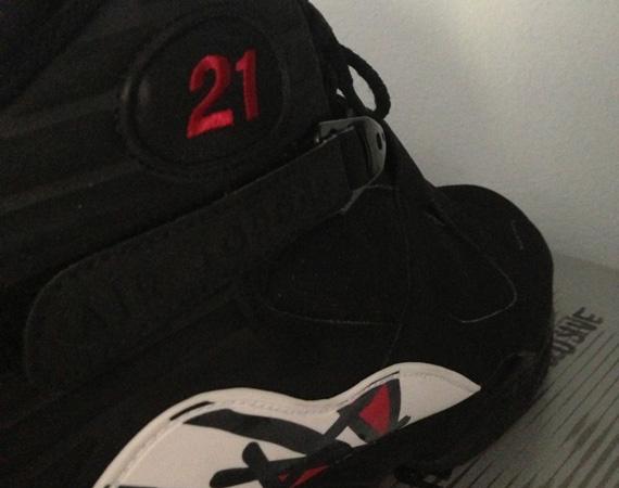 Air Jordan VIII: Bobby Simmons PE